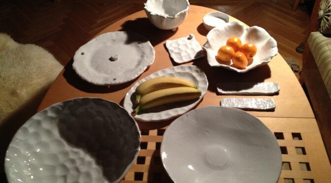 Meine Keramik - selbstgemacht