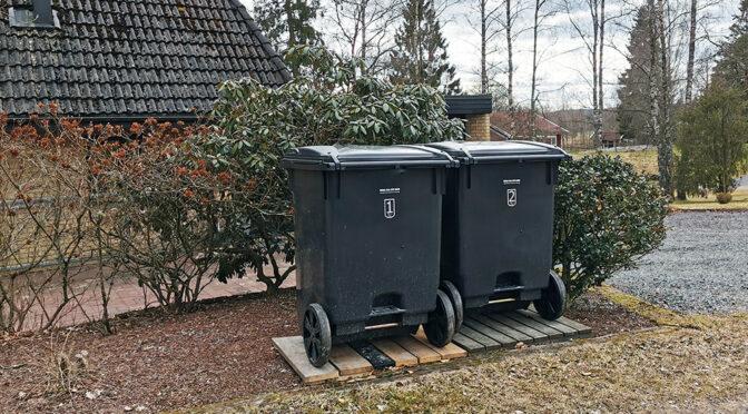 2021-01 Mülltrennung auf Schwedisch